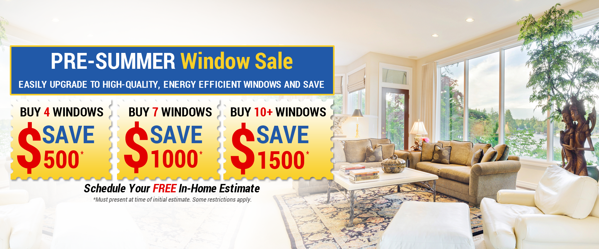 Window Door Replacement Sale Coupon Santa Clarita